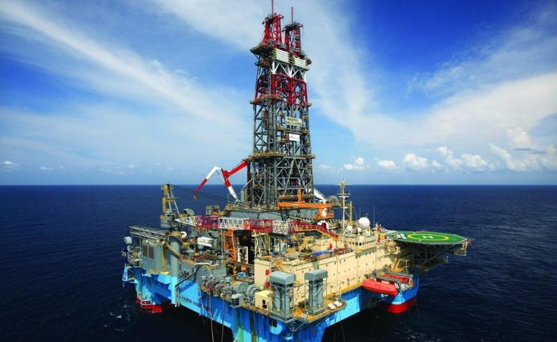 oil drilling Mediterranean