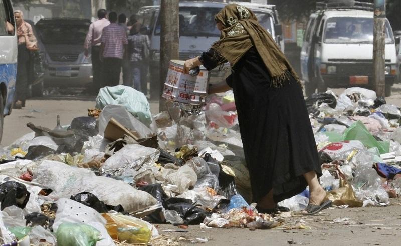 garbage,street,egypt