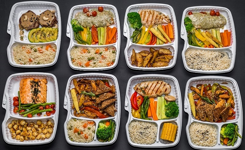 healthy food meals lunch box