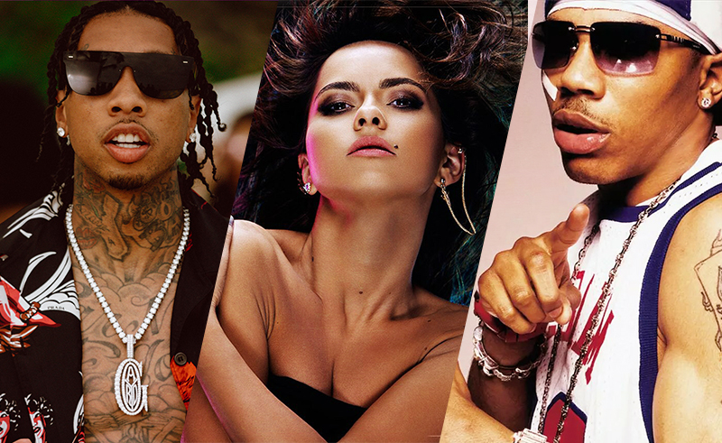 Nelly, Tyga and Inna to Perform in El Gouna Egypt