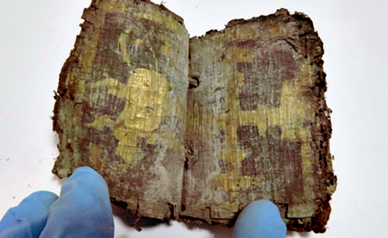 1500-year-old Egyptian Books of Charms Recovered from Smugglers in Turkey