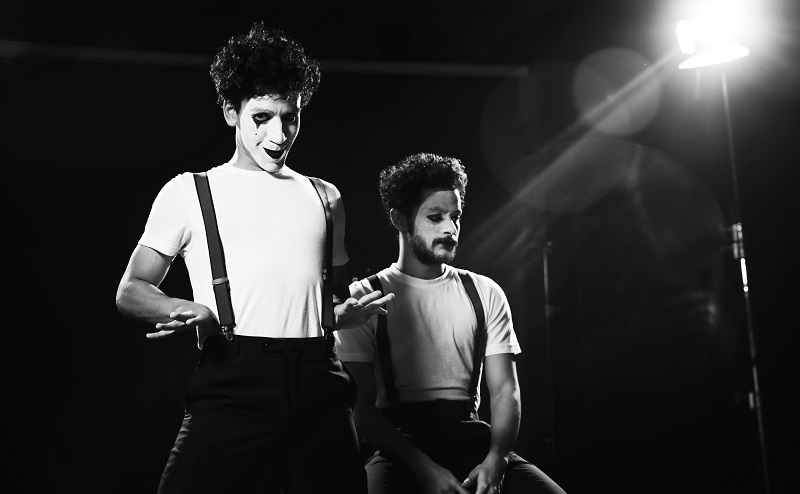 Silhouette: The Troupe Keeping the Dying Art of Miming Alive in Egypt