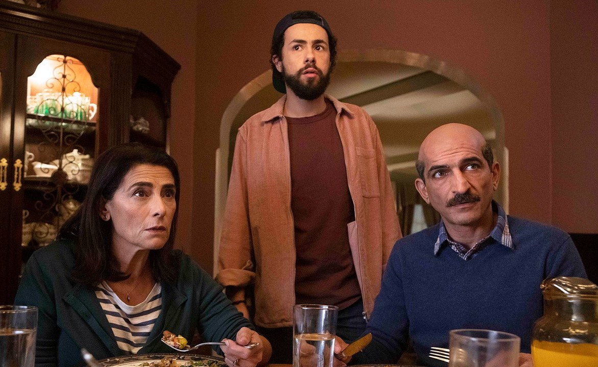 Still from American produced show Ramy (2019)
