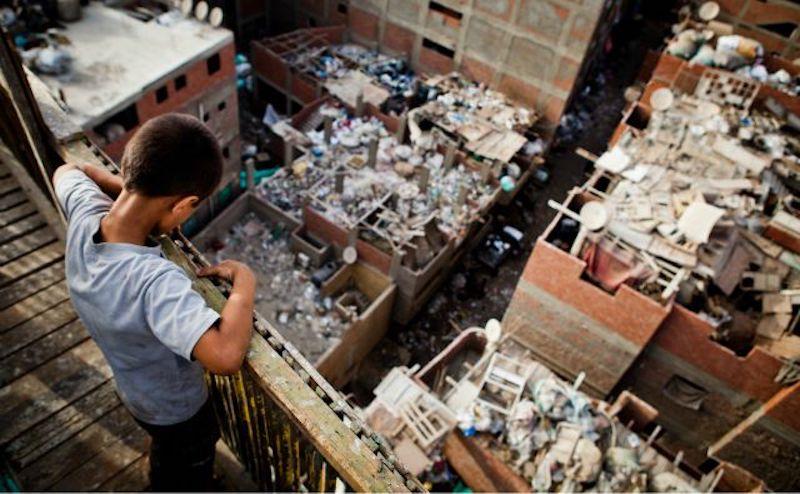 Slums Cairo