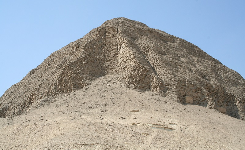 Fayoum's 4,000 Year-Old Pyramid of Lahun Opens to the Public For the First Time in History