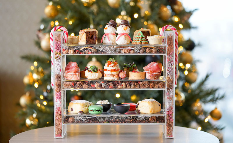 Christmas treats at Conrad Cairo.