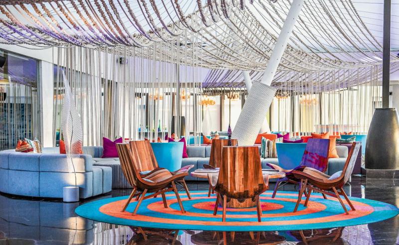 Goa w hotel