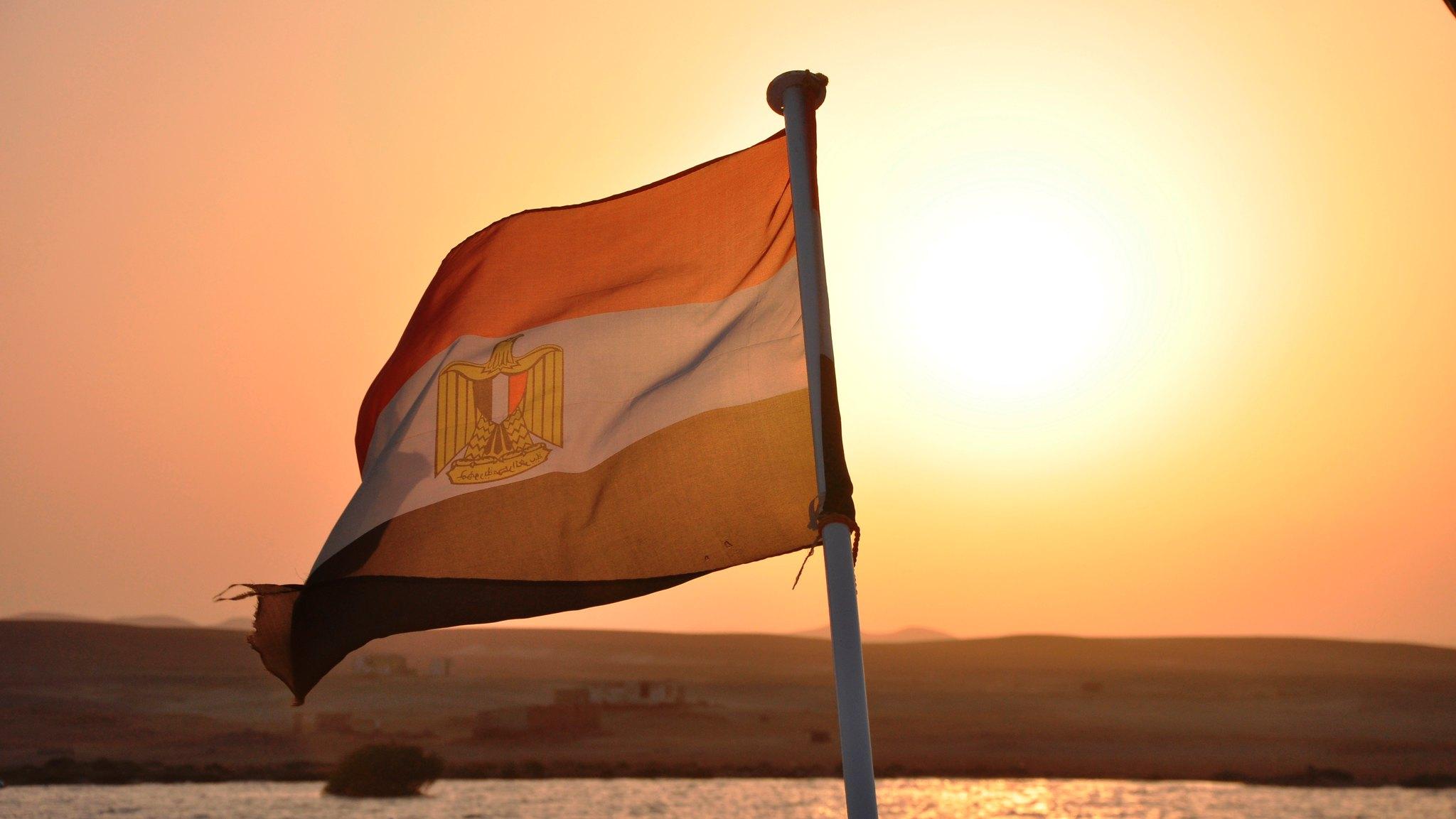 orange egypt coronavirus campaign