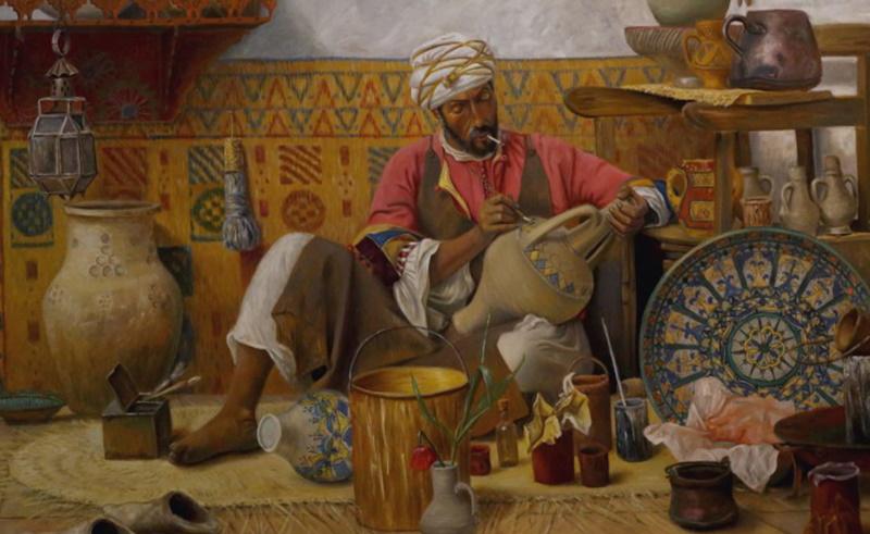 arab art for sale egypt
