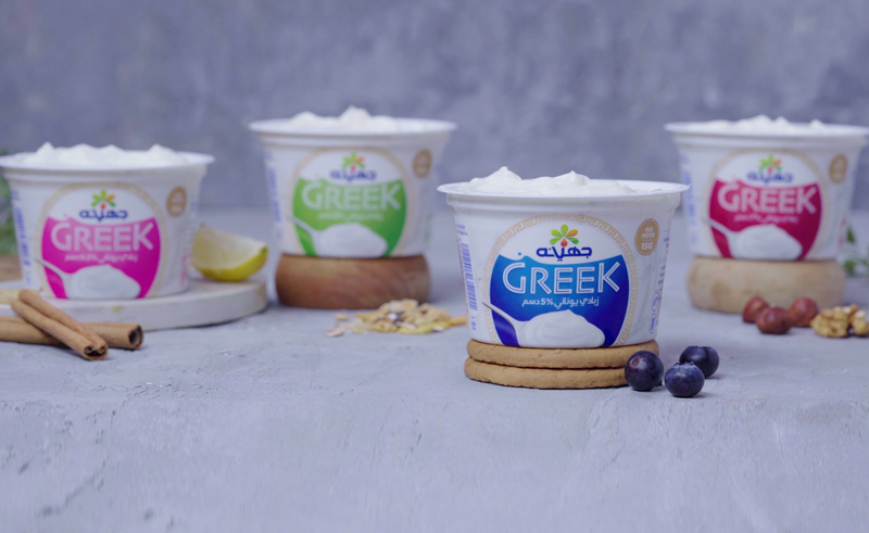 juhayna greek yoghurt