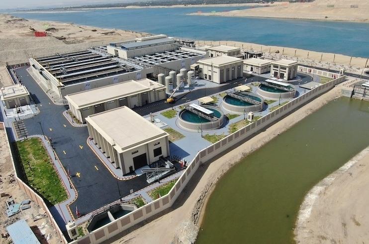 mahmasa water plant