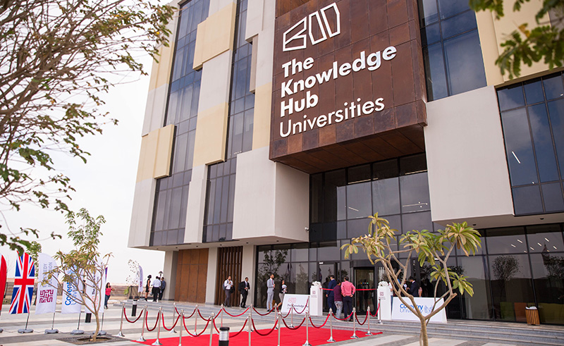 the knowledge hub coventry university egypt