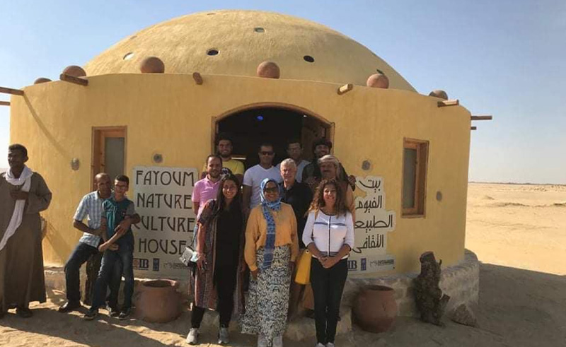 fayoum nature culture house