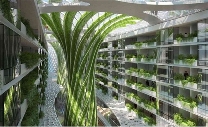 This Mind-Blowing Futuristic Compound is Set to Open in Heliopolis in Two Years