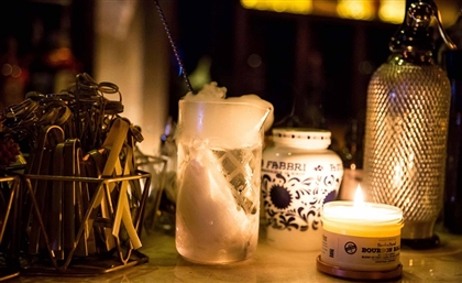 Winter is Coming! Warm Up at New Cairo's Bourbon Bar, the Newest, Coziest Bar in Town!