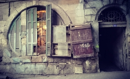 Them Cairo Doors: The Instagram Account Archiving the City's Hidden Beauty