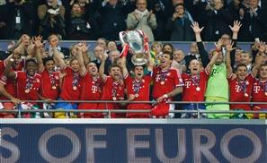 Bayern Brings it Home