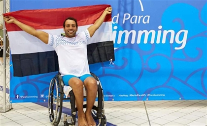 Egyptian Paralympian Qualifies for the 2019 World Para Swimming Championship