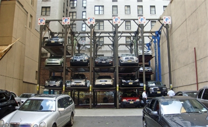 Egyptian Government to Implement Multi-Level Parking Lots to Fight Traffic Congestion