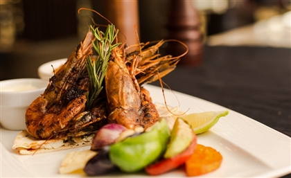 Add Some Surf to your Turf with Conrad Cairo's OAK Grill Seafood Specials