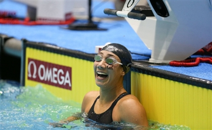 Farida Osman and Youssef Elkamash Break Records at the Swimming and Open Water Championships