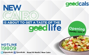 GoodCals goes to New Cairo