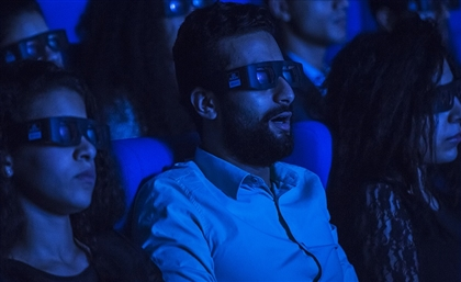 Egypt's First 4DX Movie Hits Theatres This January