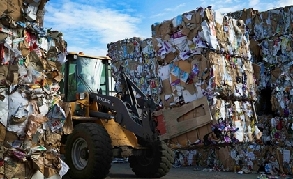 New Recycling Plant in Egypt Can Turn 4,000 Tons of Garbage into Clean Energy Per Day