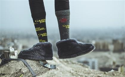 Egyptian Sock Brand Sort Releases GOT-Inspired Collection