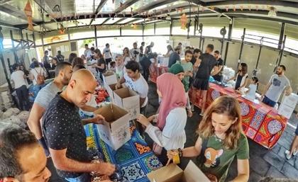 Fitness-Meets-Charity in Misr Italia Properties' 2019 Edition of 'Box of Hope'
