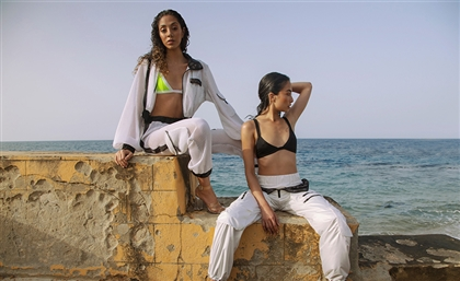 Egyptian Athleisure Brand Ohanna Looks to the Majesty of the Mediterranean for New SS19 Collection