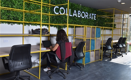 This Cairo Co-Working Space is in a Race Against Time, and So Far it's Winning
