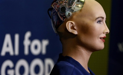 Life-like Sophia The Robot is coming to Sharm El Sheikh's World Youth Forum!