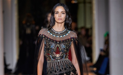 Zuhair Murad Finds Inspiration Among the Pharaohs in his Spring 2020 Haute Couture Collection