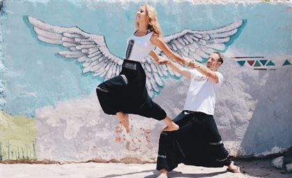 Acroyoga is the Coolest New Exercise in Town