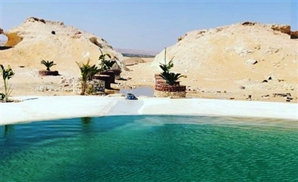 Al Nyhaya is Making Our 'Glamping' Dreams Come True in the Siwa Oasis