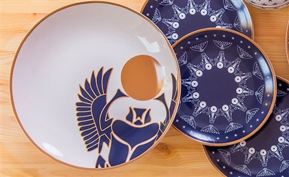 Knana Celebrates Egyptian History Through Tasteful Homeware Designs