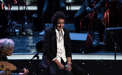 Mohamed Mounir to Perform Live at Cairo Opera House on July 16th