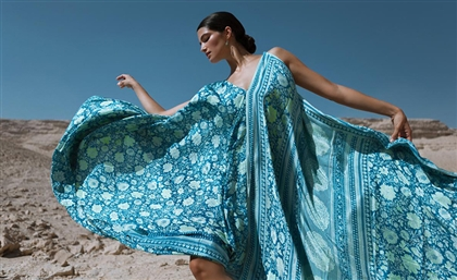 Deana Shaaban X Tara Emad Collaborative Dress Collection Flows With A Dancer's Grace