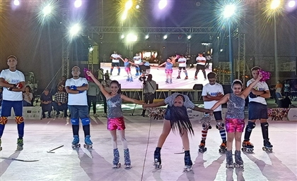 The Biggest Rollersports Festival in the Middle East Just Took Place at Al-Asmarat City