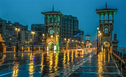 Egypt to Spend EGP 300 Million to Curb Excess Rainfall in Alexandria