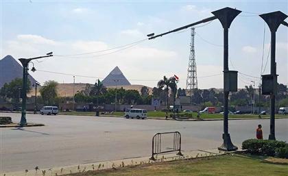 Egypt to Establish Three Pedestrian Bridges on Fayoum Road