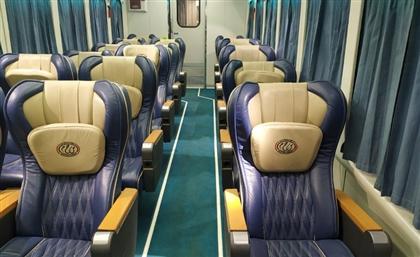 Egyptian National Railways Introduces 'Top VIP' Service