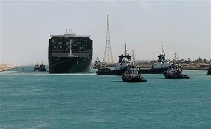 Cargo Ship Blocking Suez Canal Now Free & Sailing