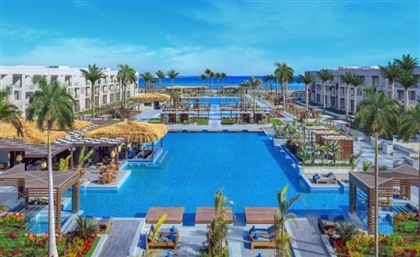 This Stunning New Resort Has Opened on the Red Sea