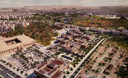 Cairo's 'Fustat Hills Park' Will Be Biggest in the Middle East