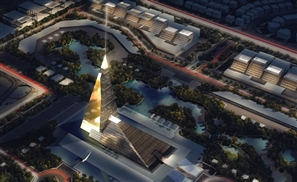 Pyramid Skyscraper to Become Egypt's Tallest Building