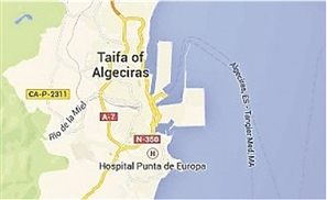 Google Maps Takes Spain back to the Arab Occupation