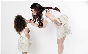 Malak El Ezzawy Launches Just Like Mommy Line - Adorableness Ensues