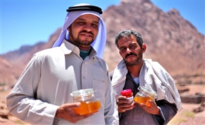 St. Katherine's Honey: Sinai's Sweet Spot